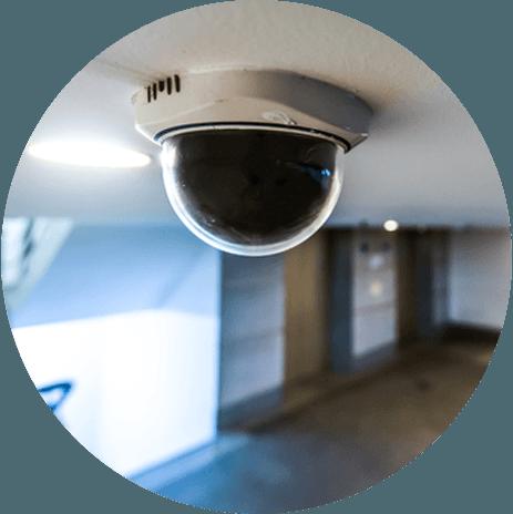 telecamera di sicurezza