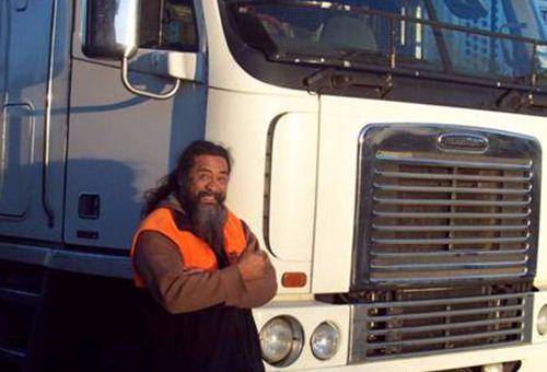 Taukiri Abraham trainned driver