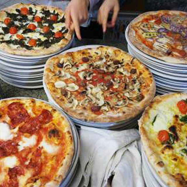 Pizza al Ristorante Pizzeria Donna Sofi' ad Avigliana
