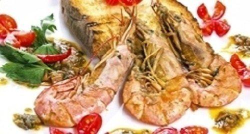 arrosto misto di pesce