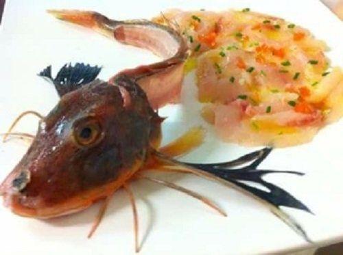 marinato di pesce