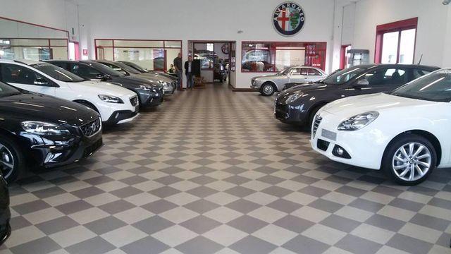 Gamma di auto nuove nella concessionaria Autoenne a Castelfranco Veneto Treviso
