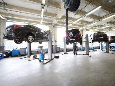 Riparazioni auto all'officina meccanica d'Autoenne a Castelfranco Veneto