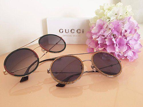 occhiali da sole marca GUCCI