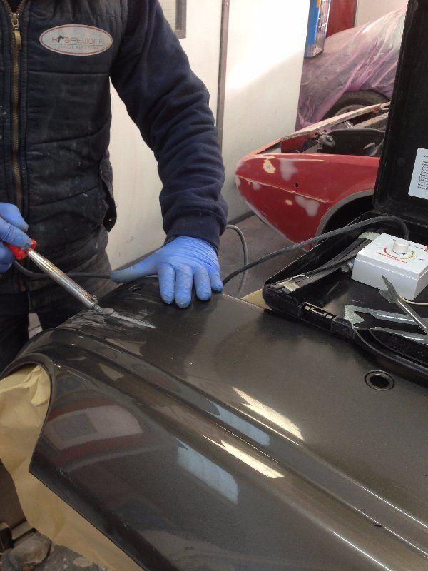 Mobile Car scratches repairs  Dents Bumper Scuffs