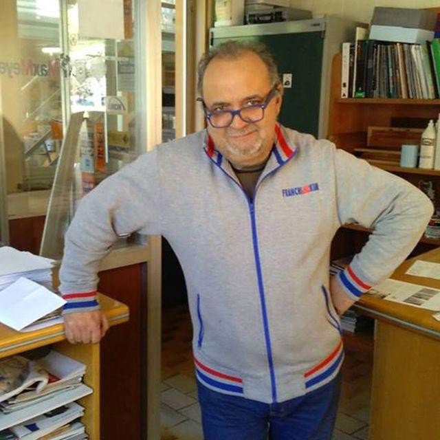 Gherardi Fabrizio - Addetto alle vendite - Centro del Colore - collaboratore da 18 anni.