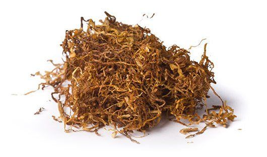 tobacco isolated