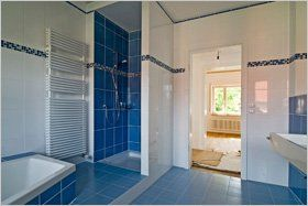 Tiling - Dundee, Tayside - G Mitchell Tiling Ltd - Tiling services