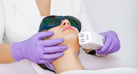 Laser treatments for all skins tones