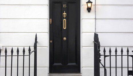 high-quality door