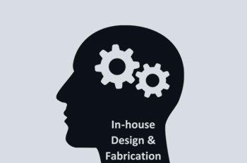 icon of In-house design & fabrication executive