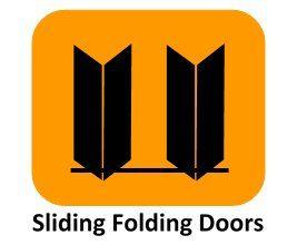sliding folding options