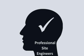 Professional site engineer