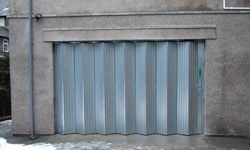 Mechdoors Sliding Folding Doors in Glasgow u0026 Edinburgh & Mechdoors Industrial Doors in Glasgow u0026 Edinburgh