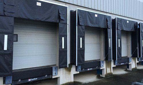 Strip Doors Glasgow Amp The Importance Of Using An Insulated