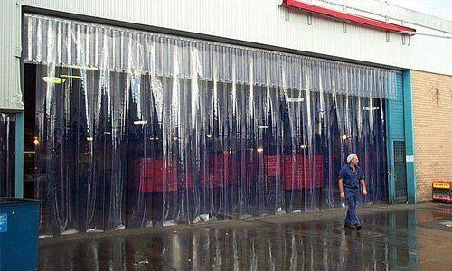 Mechdoors Industrial Doors In Glasgow Amp Edinburgh