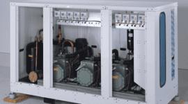 centrale multicompressore Bitzer