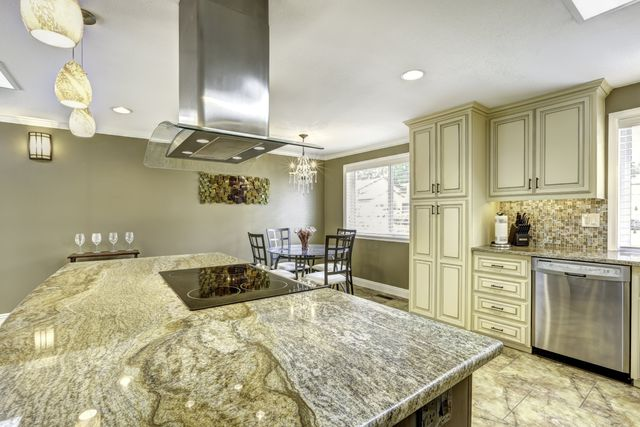 Picture of Kitchen Countertops