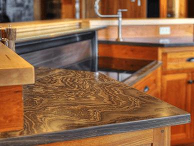 Picture of Limestone Countertops