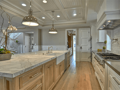 Picture of Limestone Countertops