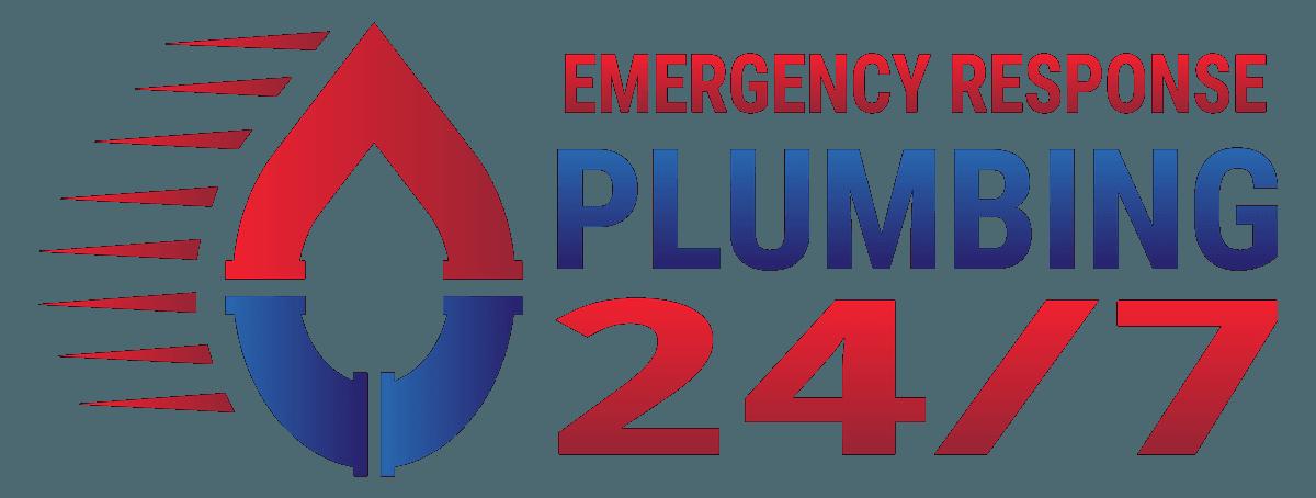 emergency response plumbing logo