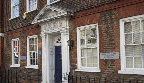 Duffield Harrison premises in Hoddesdon