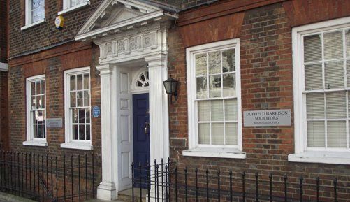 Duffield Harrison solicitors in Hoddesdon