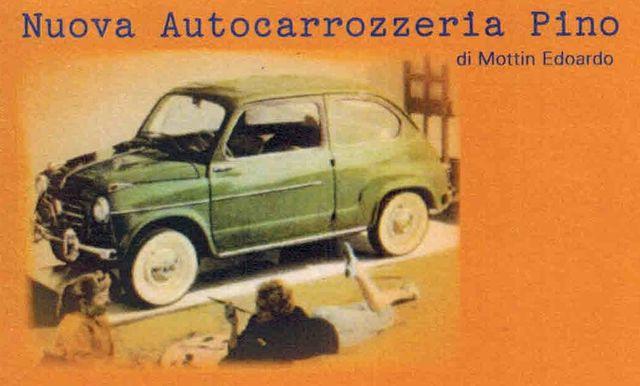 Nuova Autocarrozzeria Pino Di Mottin Edoardo - Logo