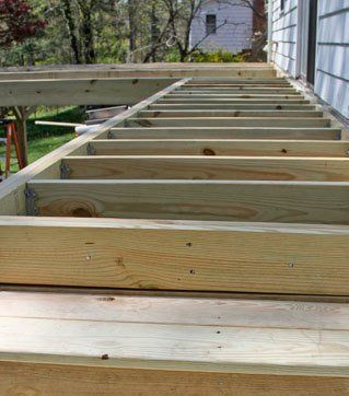 Decking Materials Fort Walton Beach FL
