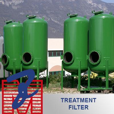 filtri per trattamento