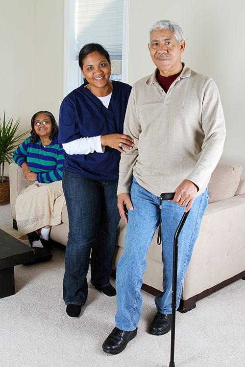 Excellent expert giving in-home elderly care in Phoenix, AZ
