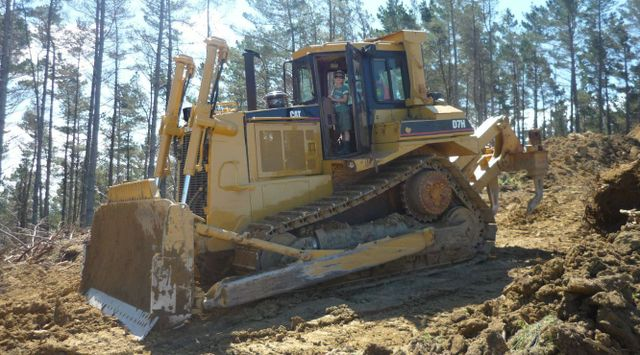 Some of the excavation equipment available in Rodney