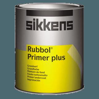 barattolo vernice a marchio SIKKENS RUBBOL PRIMER PLUS