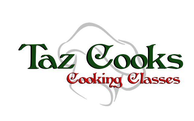Taz Cooks Culinary Instruction