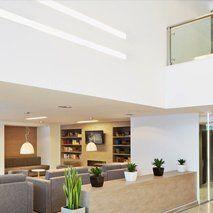 interior plastering work