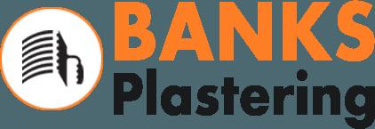 BANKS Plastering logo
