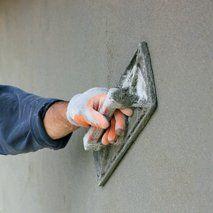Re-plastering