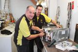The appliance service and repair team the BOP trusts!