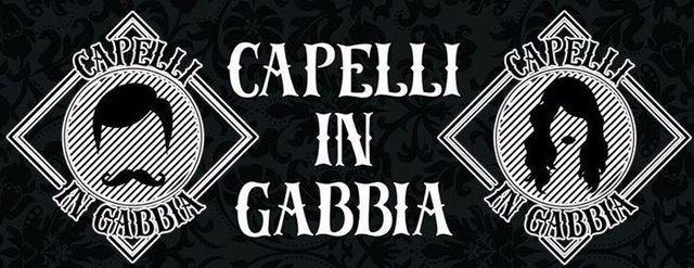 CAPELLI IN GABBIA-Logo