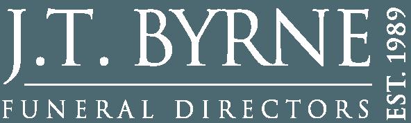 J T Bryne Funeral Director logo