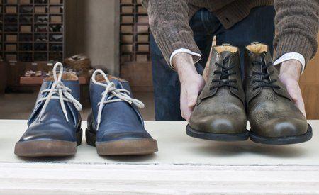 extensive range of boots