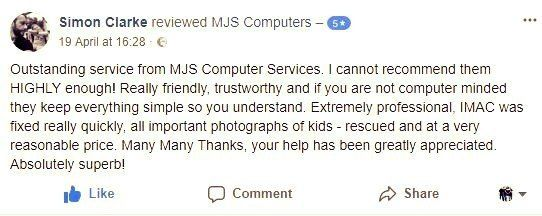 MJS Computer Services Call Out Service