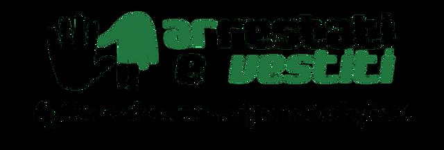 ARRESTATI E VESTITI - Logo