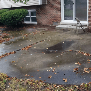 Concrete Repair and Basement Waterproofing