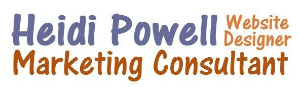 Heidi Powell Marketing Consultant Logo - heidipowell.com