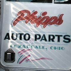 Phipps Auto Parts logo