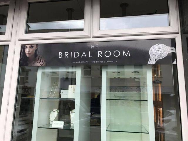 Bridal Room Signage