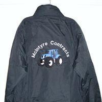 Printed work jacket