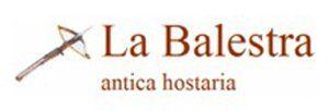 RISTORANTE LA BALESTRA ANTICA HOSTARIA LOGO