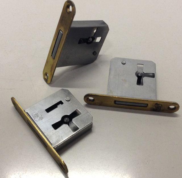 Tre serrature per porte blindate